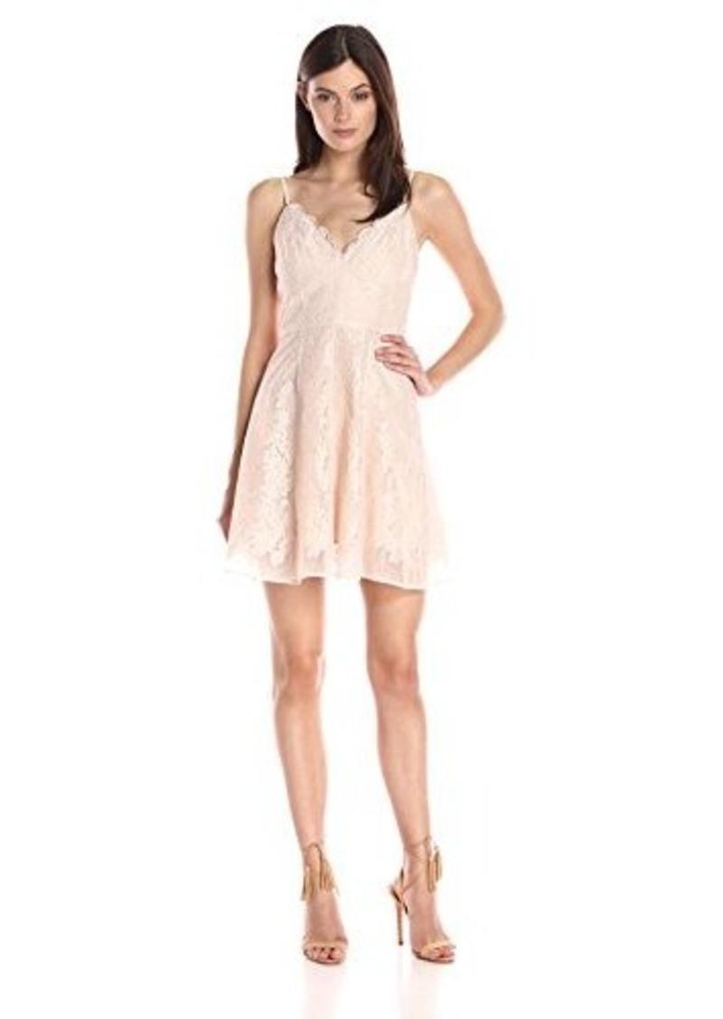 Keepsake The Label Women's Sundream Lace Mini Dress