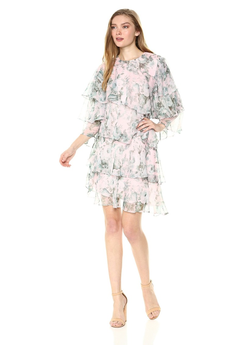 Keepsake The Label Women's Sweet Love Longsleeve Mini Dress sage Rose Floral M