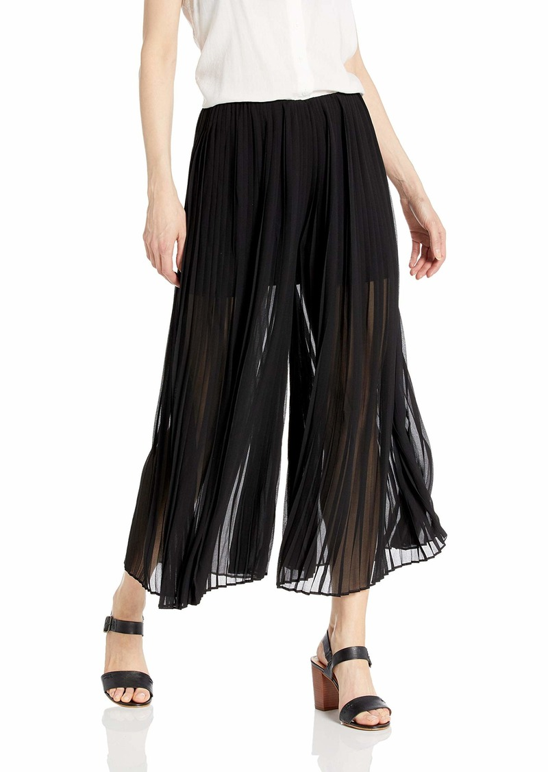 Keepsake The Label Women's Under The Lights Dressy Wide Leg Flowy Pants  XS