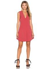 keepsake Walk The Wire Mini Dress in Fuchsia. - size XS (also in M,XXS)