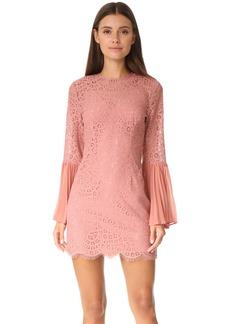 Keepsake Women's Be The One Long Sleeve Mini Dress