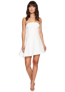 Keepsake Lights Out Mini Dress