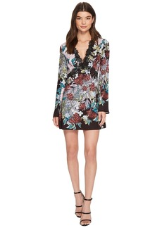 Keepsake Lost Dreams Long Sleeve Mini Dress