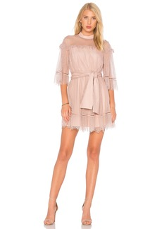 Slide Mini Dress