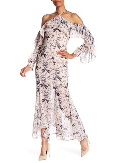 Keepsake Wonderer Long Sleeve Maxi Dress