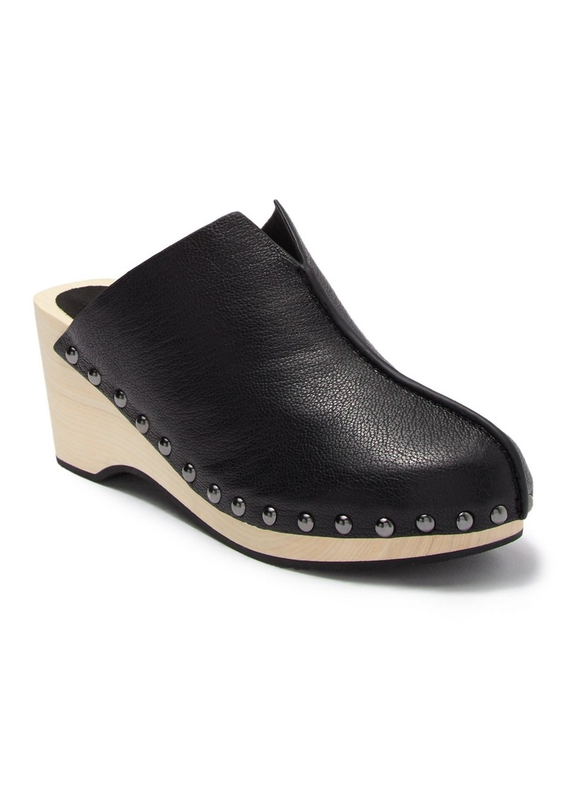Kelsi Dagger Jhett Leather Clog