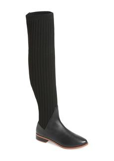 Kelsi Dagger Brooklyn Alva Over the Knee Sock Knit Boot (Women)