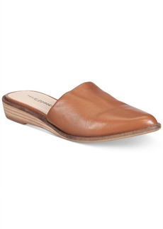 Kelsi Dagger Brooklyn Amory Slide Wedge Mules Women's Shoes