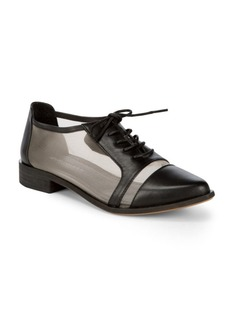 Kelsi Dagger Astoria Leather Oxfords