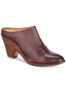 Kelsi Dagger Brooklyn Hocking Wedge Mules Women's Shoes