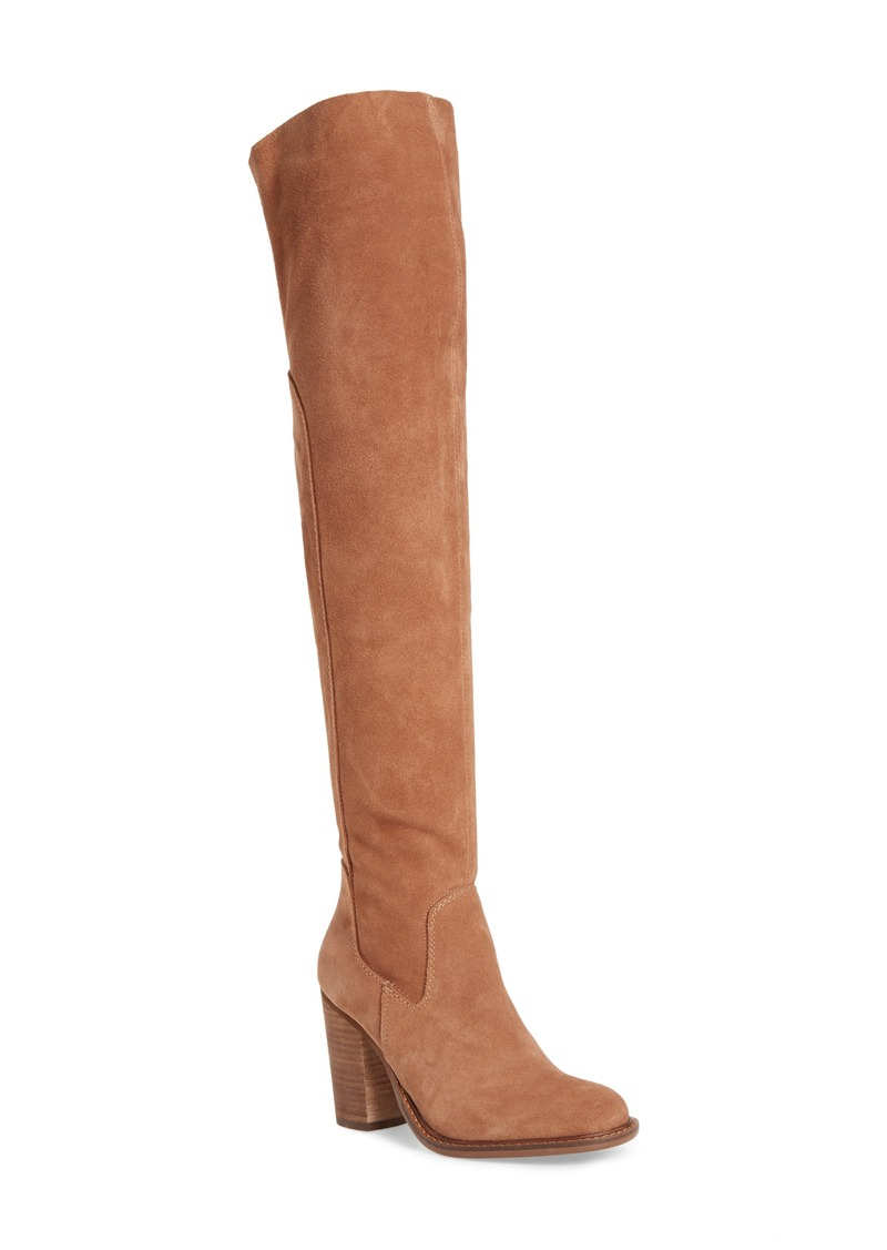 Kelsi Dagger Brooklyn Logan Over the Knee Boot (Women)