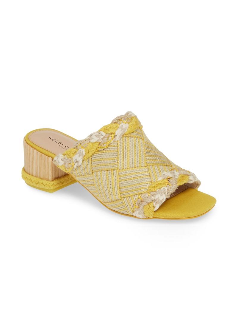 Kelsi Dagger Brooklyn Scarlet Slide Sandal (Women)