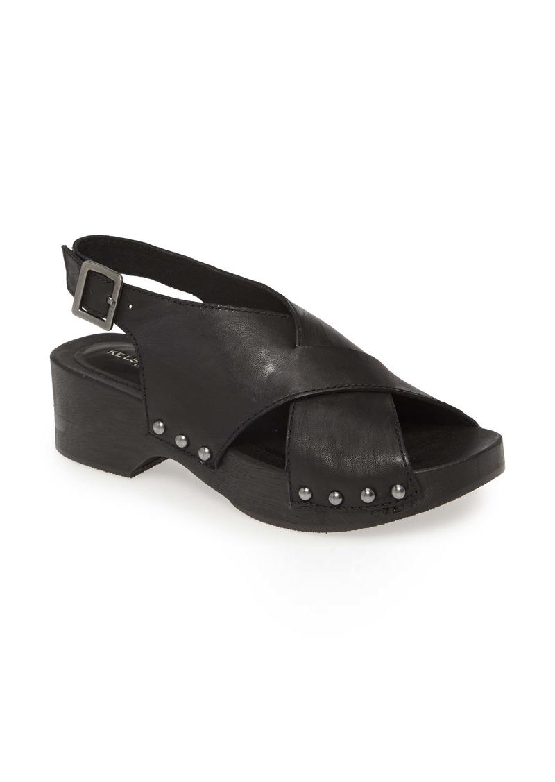 Kelsi Dagger Brooklyn Score Block Heel Sandal (Women)