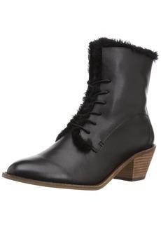 KELSI DAGGER BROOKLYN Women's Kingsdale Ankle Boot Black  Medium US
