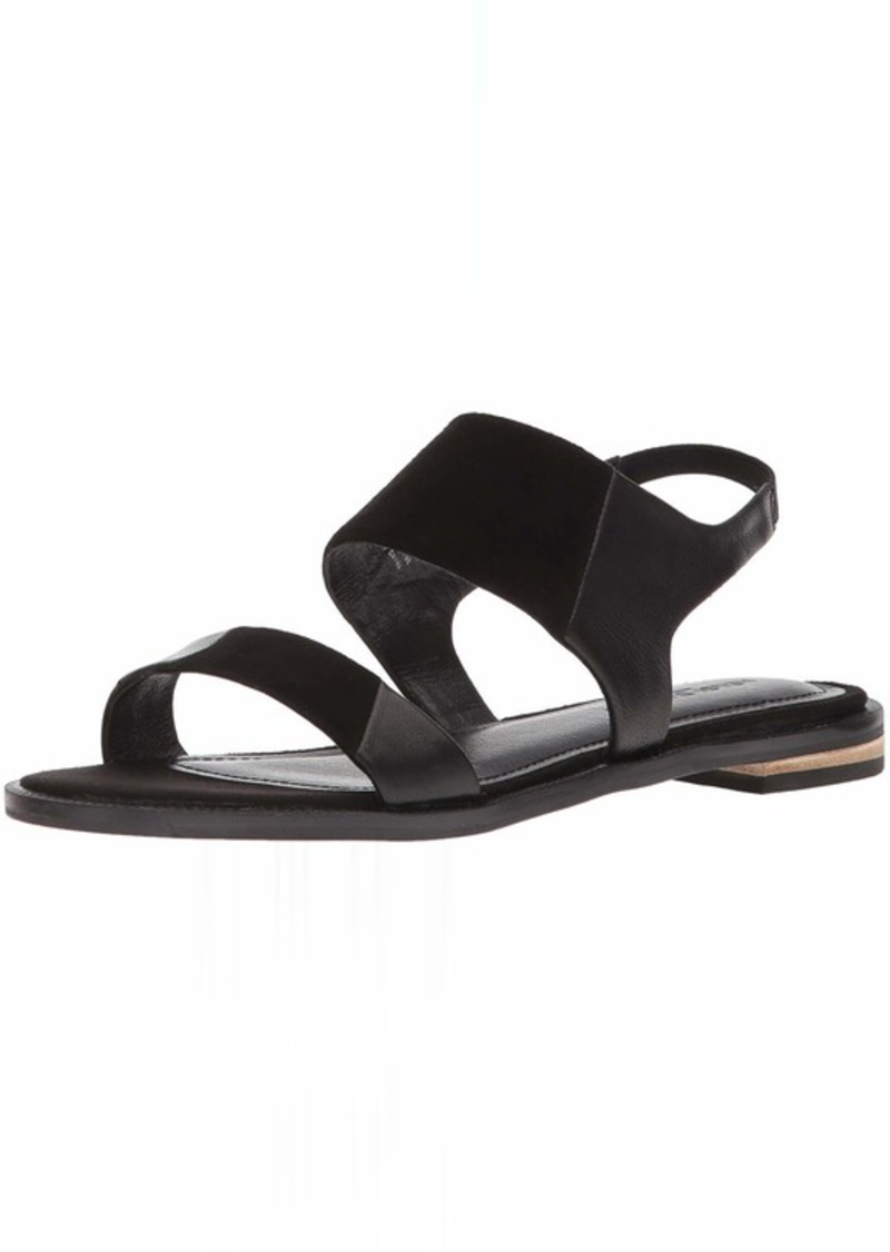 KELSI DAGGER BROOKLYN Women's Rogan Flat Sandal   M US