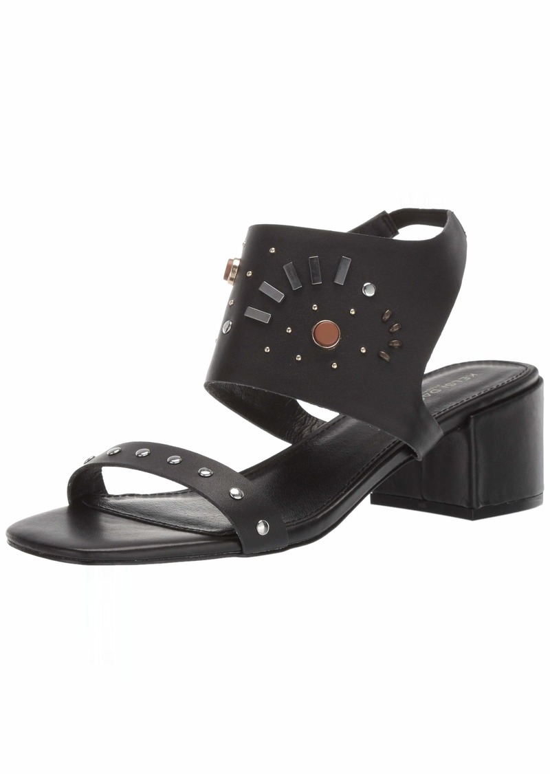 Kelsi Dagger Brooklyn Women's Sabrina Sandal BLACK  M US