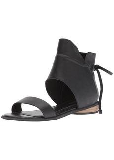 KELSI DAGGER BROOKLYN Women's Shae Flat Sandal   M US