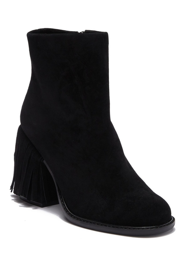 Kelsi Dagger Linx Suede Ankle Bootie