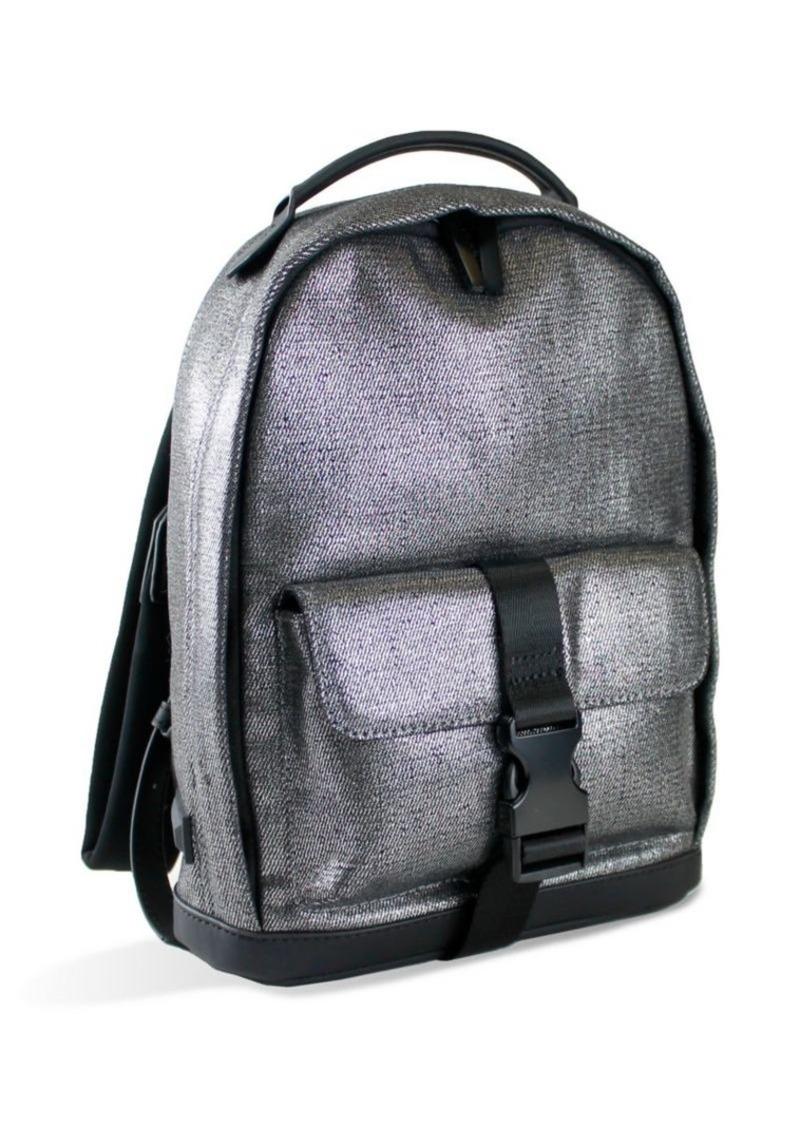 d173b12e6f Kendall + Kylie Atlas Mini Metallic Backpack