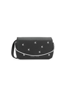 Kendall + Kylie Chrissy Faux Leather Crossbody Bag