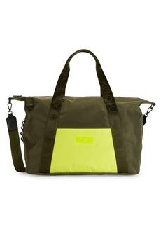 Kendall + Kylie Colorblock Weekender Bag