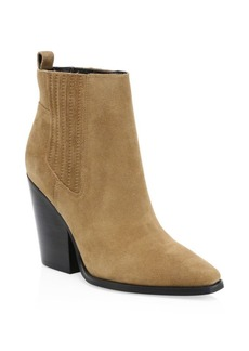 Kendall + Kylie Colt Saddle Booties