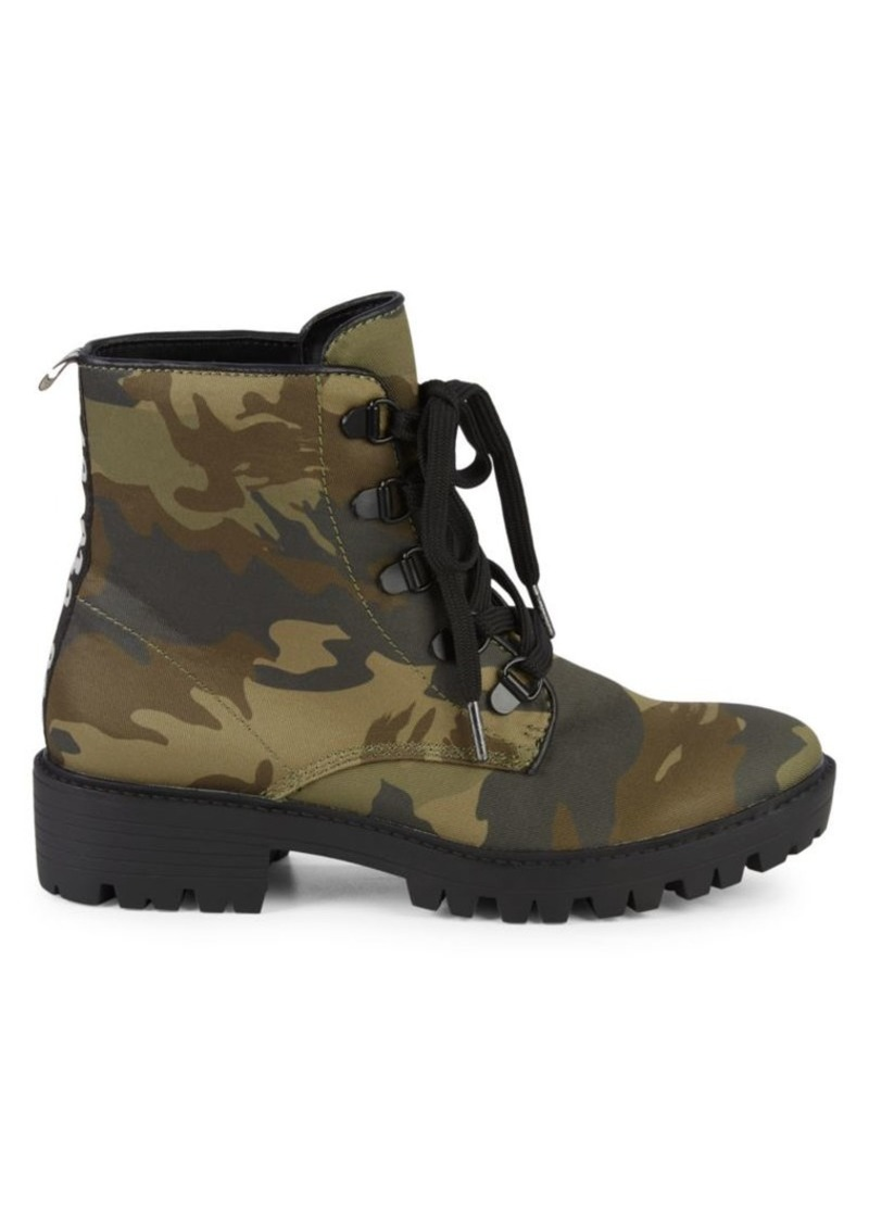 Kendall + Kylie Epic Camo Hikers