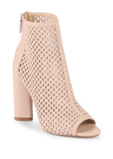Kendall + Kylie Galla Leather Booties