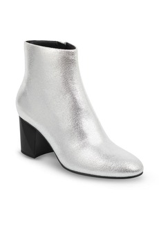 Kendall + Kylie Hadlee Metallic Ankle Boots