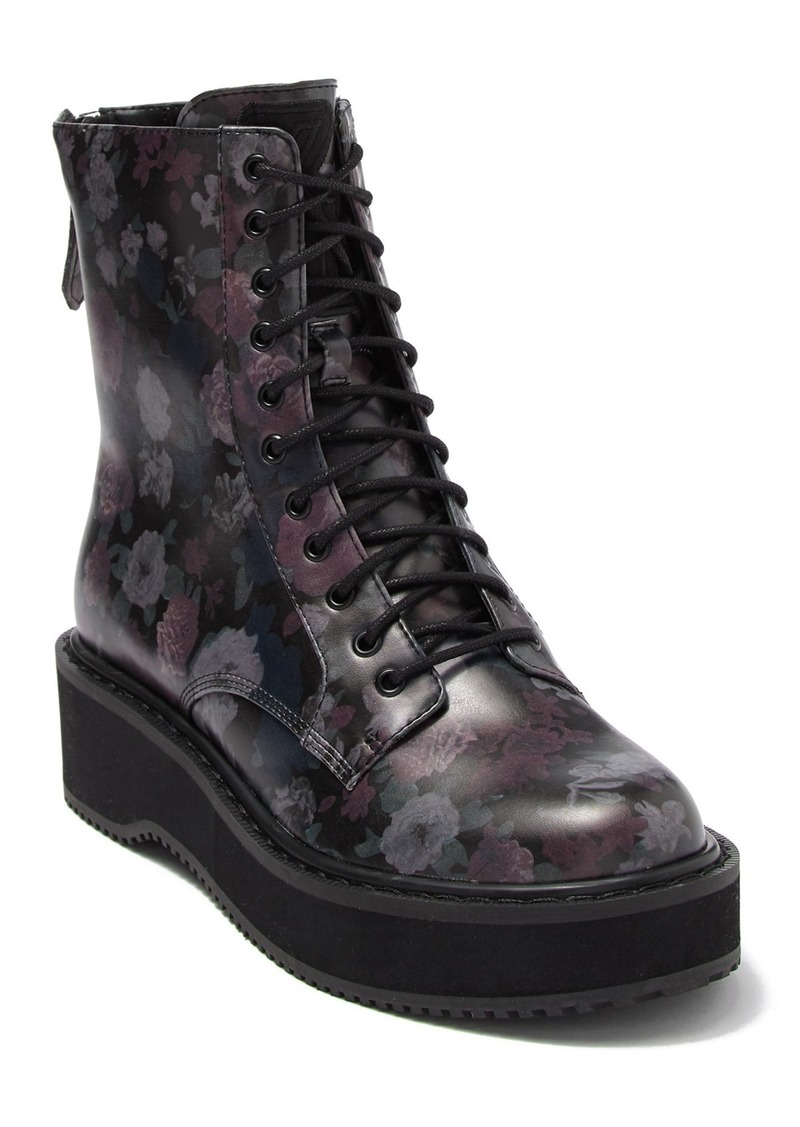 Kendall + Kylie Hunt Combat Boot
