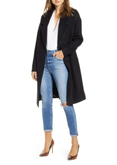 KENDALL + KYLIE Brushed Coat