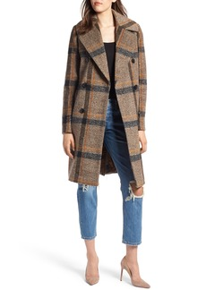 KENDALL + KYLIE Double Breasted Coat