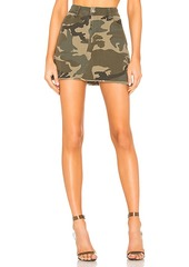 KENDALL + KYLIE Five Pocket Denim Skirt