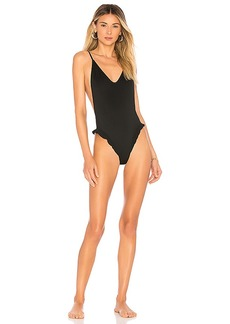 KENDALL + KYLIE Ruffle One Piece
