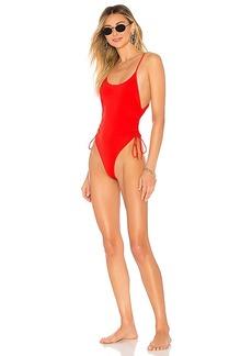 KENDALL + KYLIE Side Lace Bikini Top