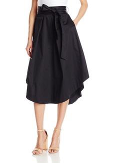 Kendall + Kylie Women's A-line Swing Skirt  XS