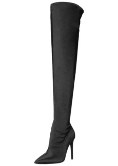KENDALL + KYLIE Women's Anabel Over The Knee Boot  8.5 Medium US