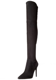 KENDALL + KYLIE Women's AYLA2 Over The Knee Boot  8.5 Medium US