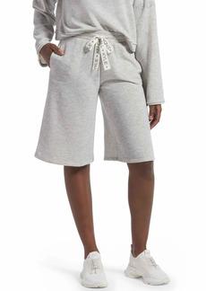 KENDALL + KYLIE Women's Boyfriend Lounge Shorts