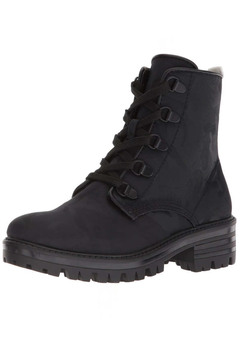KENDALL + KYLIE Women's Epic Ankle Boot Black camo