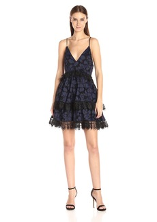KENDALL + KYLIE Women's Lace Babydoll Dress  S