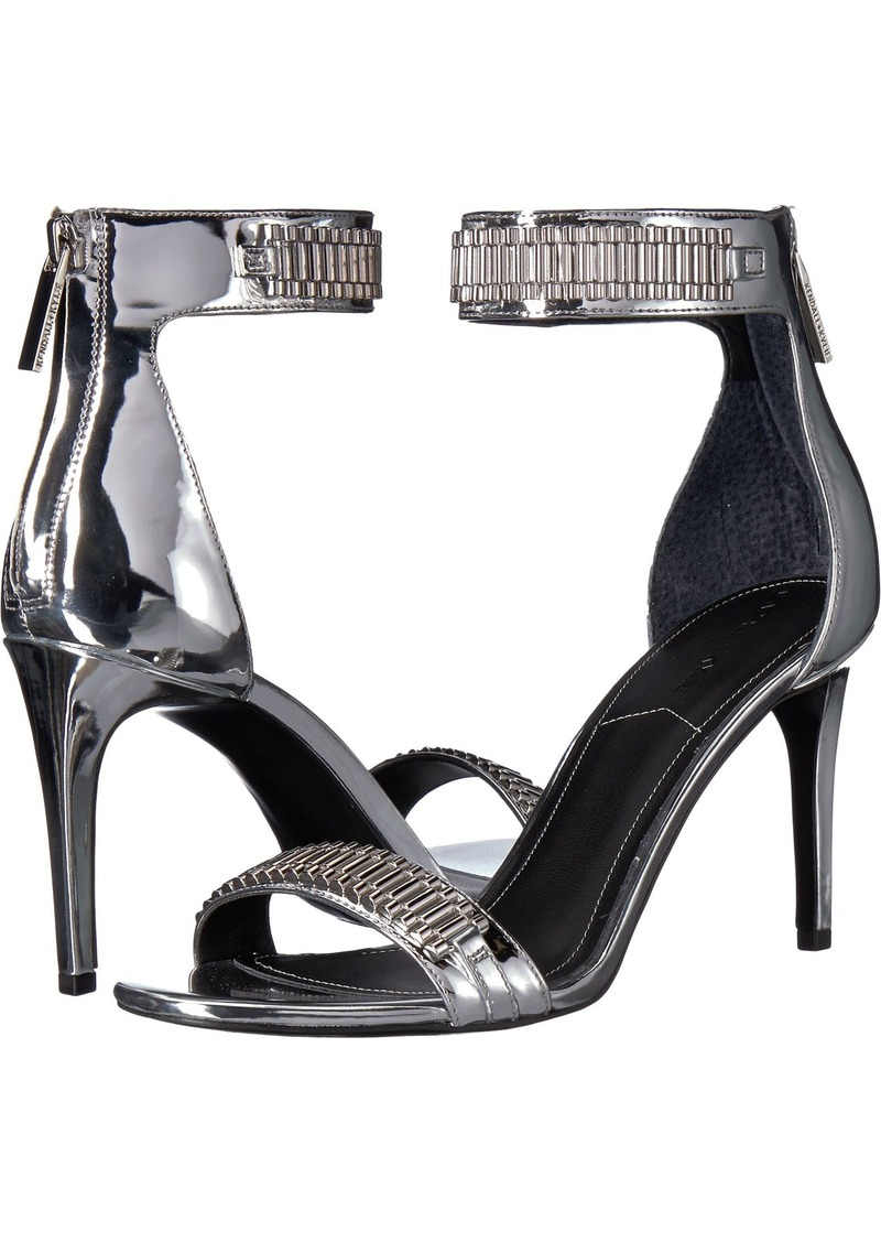 KENDALL + KYLIE Women's Miaa Heeled Sandal   M US