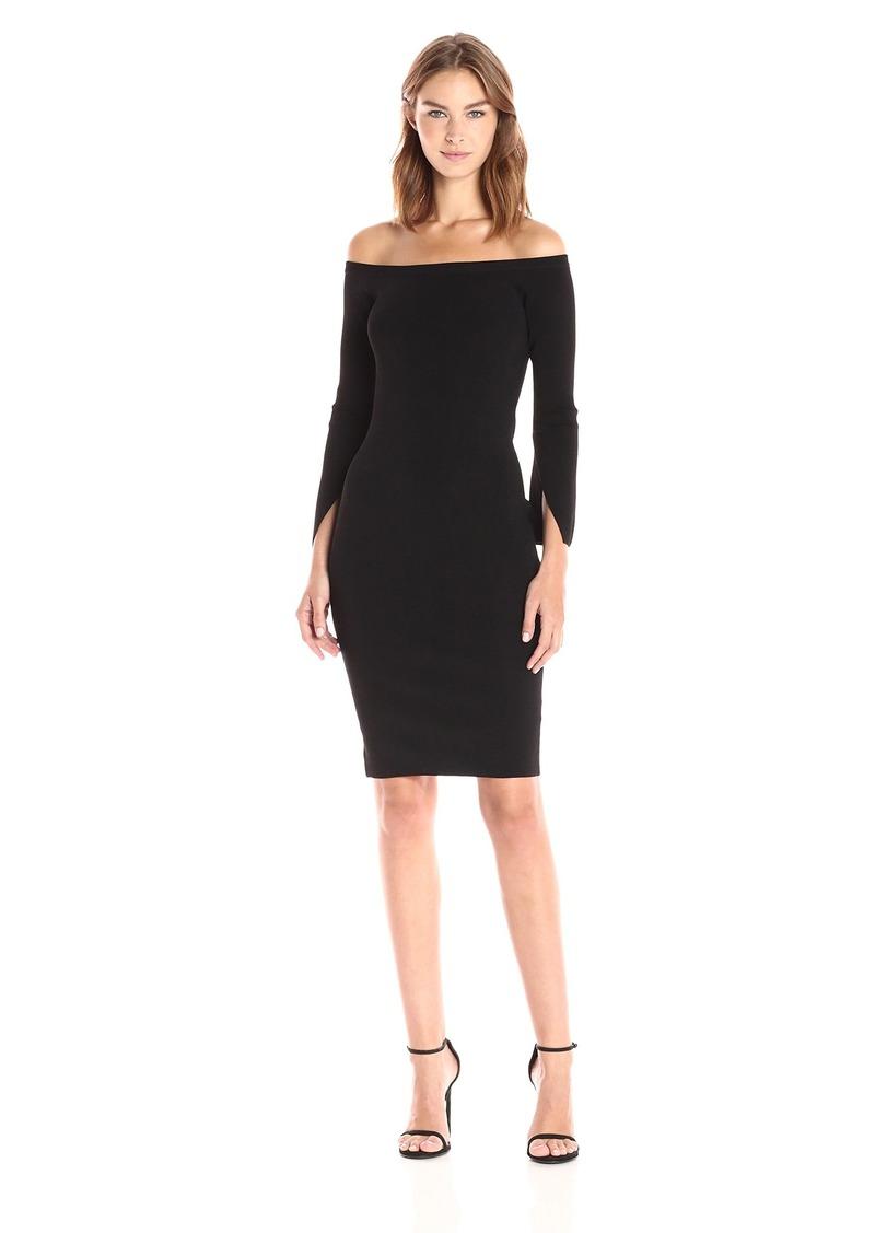 KENDALL + KYLIE Women's Off-Shoulder Dress  S