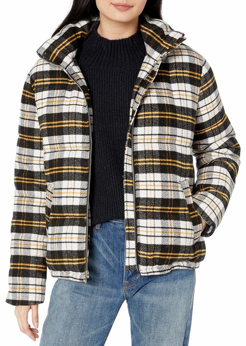 Kendall + Kylie Women's Puffer Coat  S