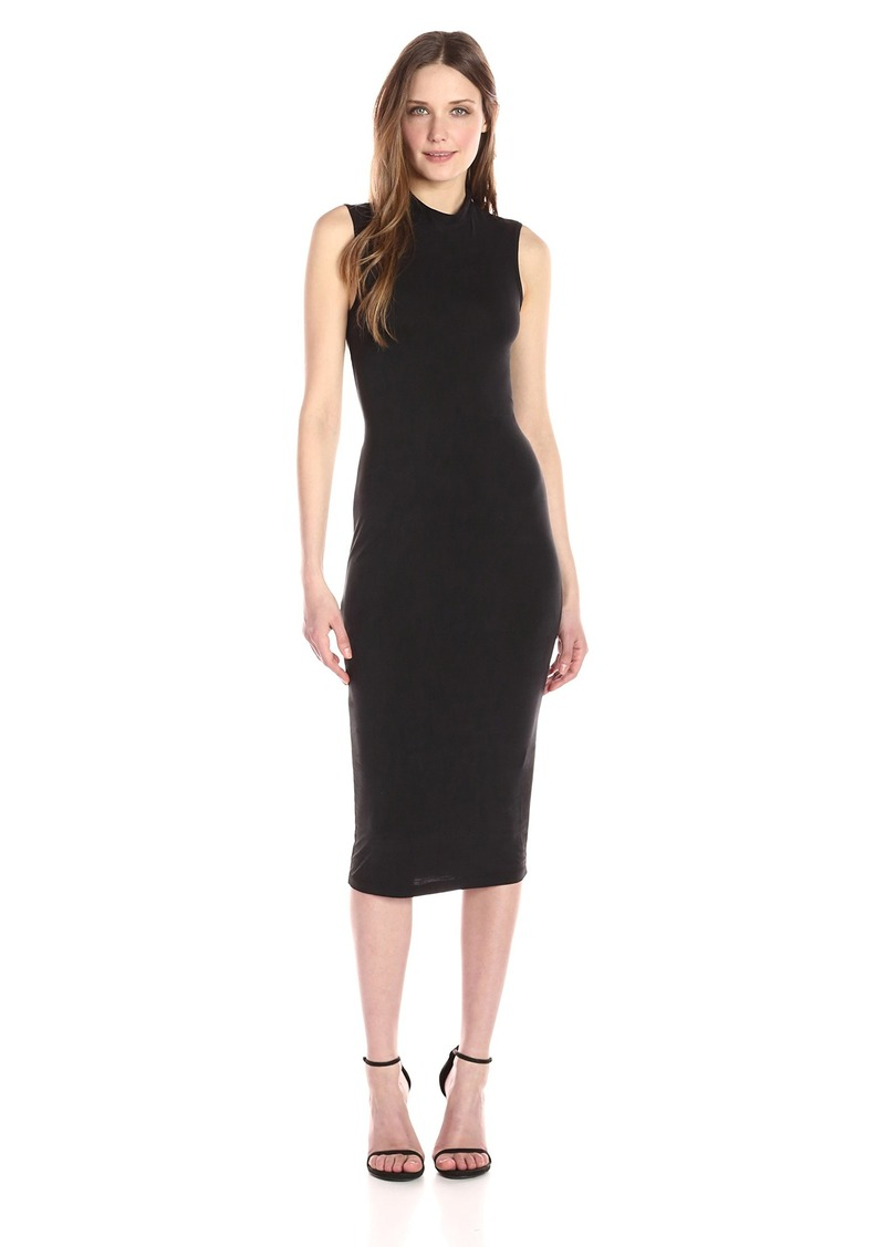 Kendall + Kylie Women's Twisted Body-con Dress  M