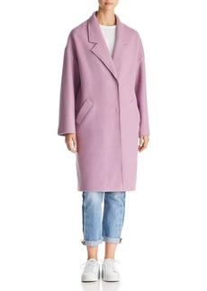 Kendall + Kylie KENDALL and KYLIE Drop Shoulder Coat