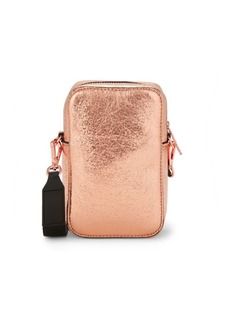 Kendall + Kylie Metallic Crossbody Bag