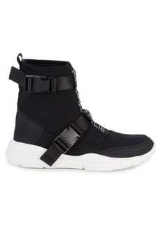 Kendall + Kylie Nemo Logo Boot Sneakers