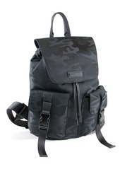 Kendall + Kylie Large Parker Camo Buckle Backpack