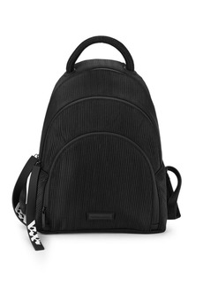 Kendall + Kylie Sloane Textured Dome Backpack